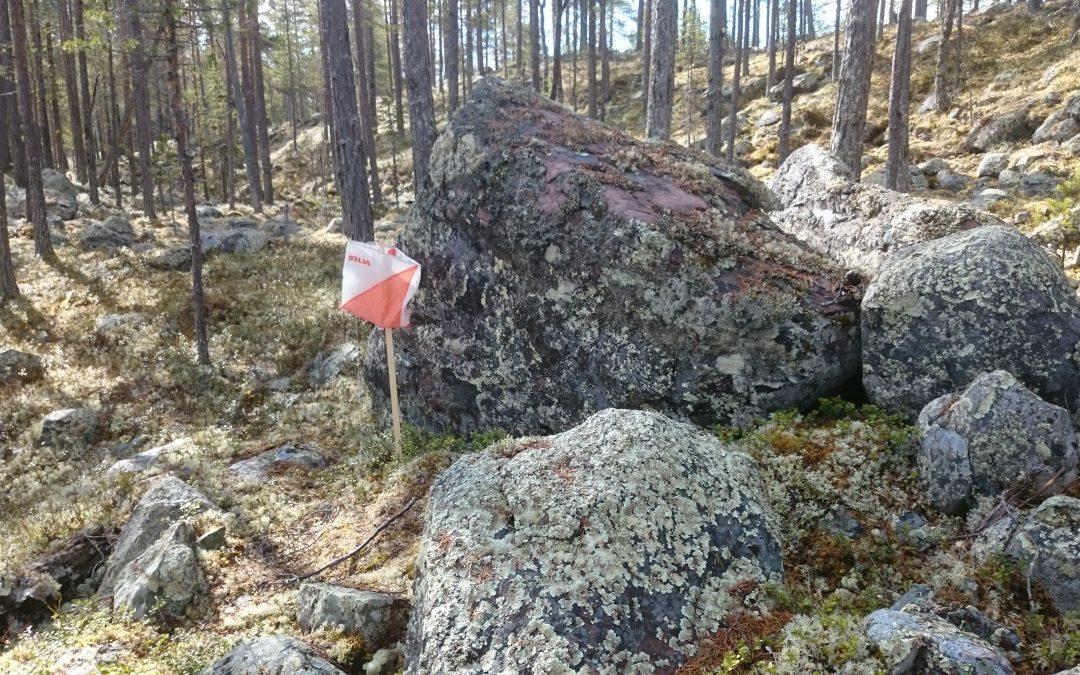 Anders Johansson (d ä) somnade in 31 januari efter en tids sjukdom.