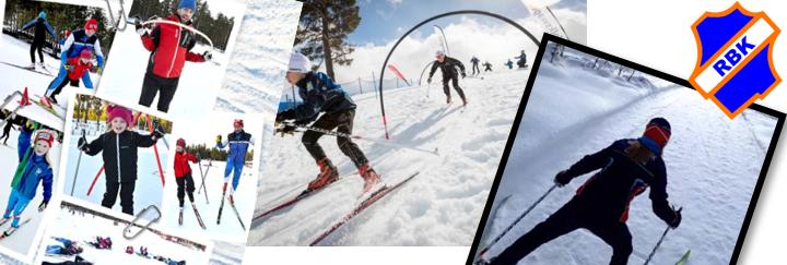Skidträningar & skidlek med Rehns BK Vintern 2020-2021